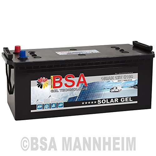 gel batterie 150ah 12v blei gel solarbatterie wohnmobil. Black Bedroom Furniture Sets. Home Design Ideas