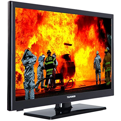telefunken l24h274dvd led fernseher 24 zoll 61 cm. Black Bedroom Furniture Sets. Home Design Ideas