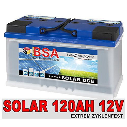 versorgungsbatterie 120ah 12v solarbatterie wohnmobil. Black Bedroom Furniture Sets. Home Design Ideas